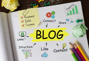 structuur bloggen