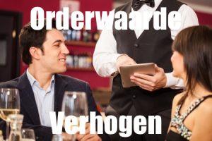 orderwaarde verhogen