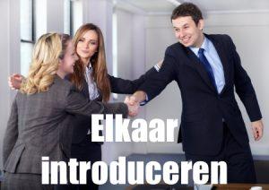 introduceren