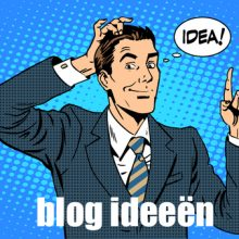blog ideeën