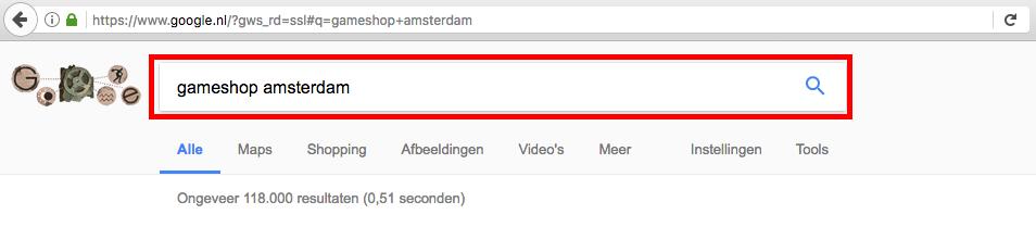 gameschop amsterdam